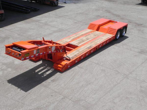 image orange trailer