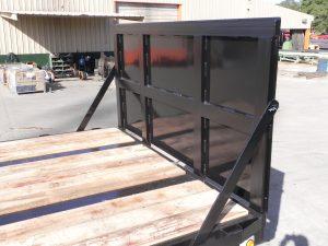 48 Inch Steel Headboard