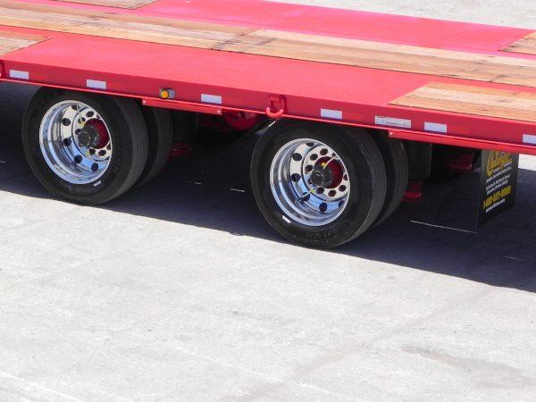 60 inch Axle Spread