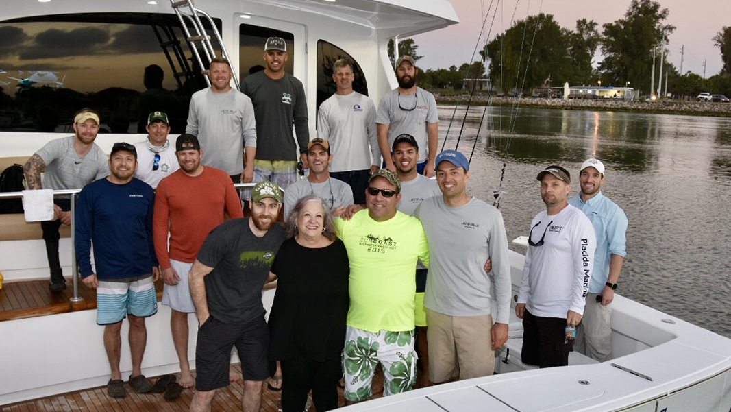 Operation Second Chance Annual Fishing Retreat