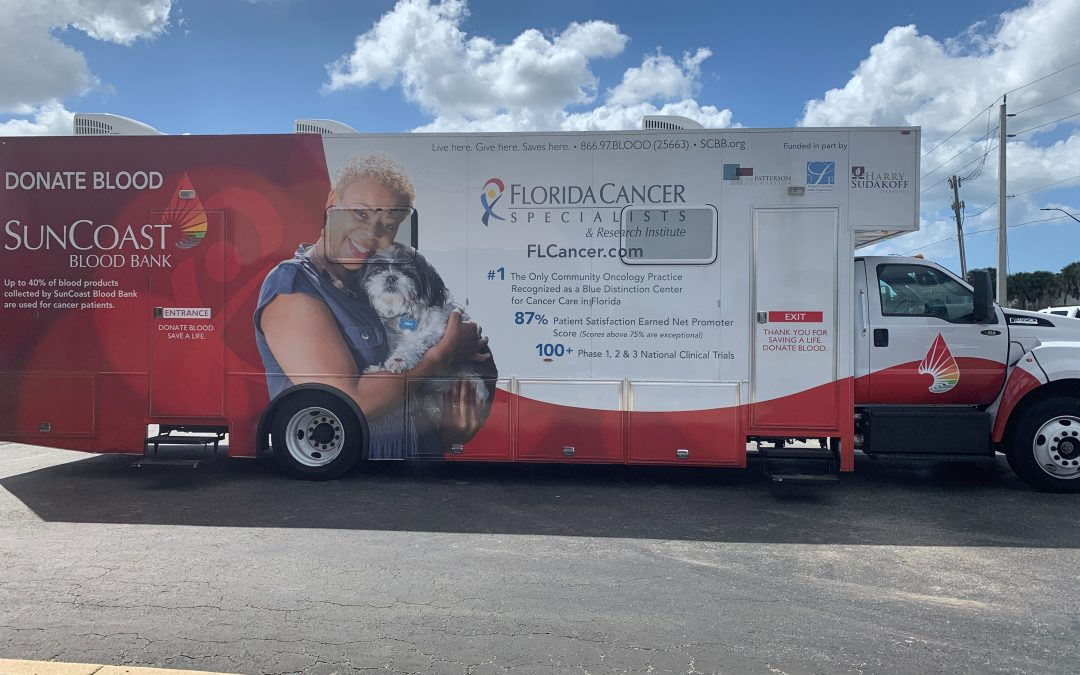 Witzco Trailers Hosts a Local Blood Drive